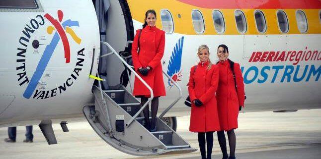 Azafata de vuelo Lesma