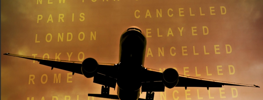 Explicar vuelos cancelados